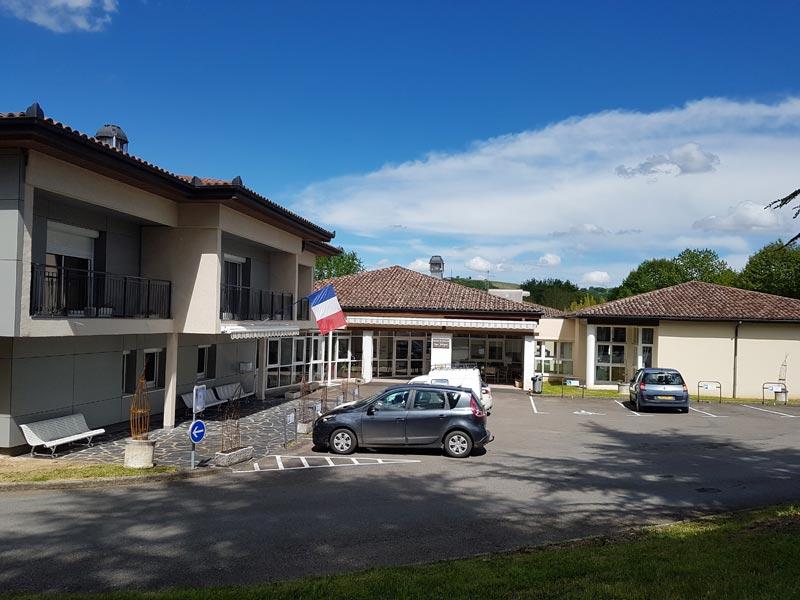 Accueil maison de retraite de Maurs