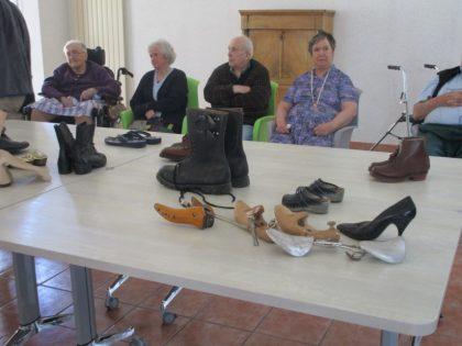 Lou parladou : Les chaussures